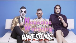Nobodies Watching Wrestling: AEW All Out