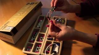 Hands-on: Korg and littleBits Synth Kit