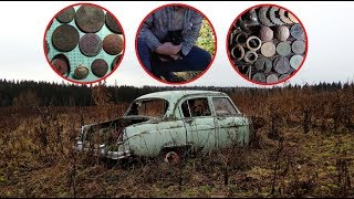 МЕГА КОП 2!!! ГАЗ-21 в ТАЙГЕ!!!