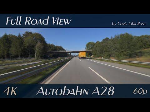 autobahn-(a28),-germany:-ganderkesee-ost---ganderkesee-west---hude---hatten---rp-hemmelsberg---4k