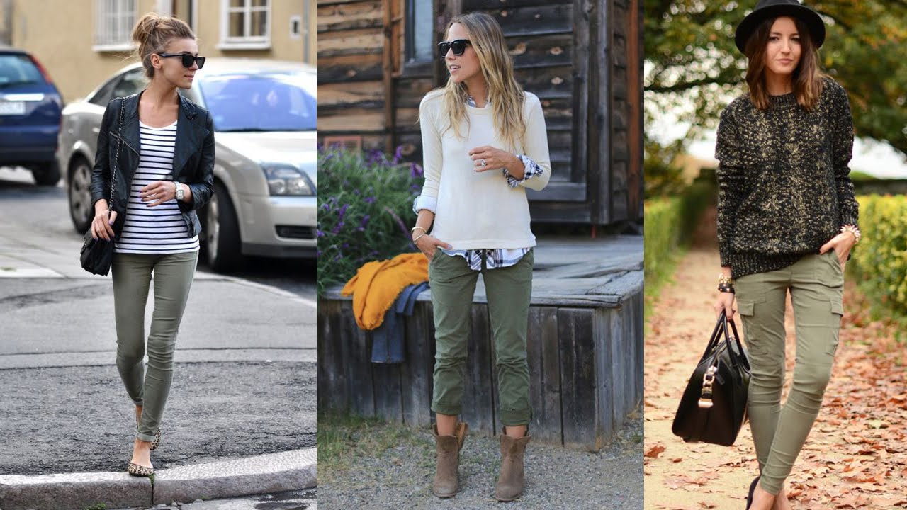 Cargo Pants For Women - 20 Style Tips On How To Wear Cargo Pants ...