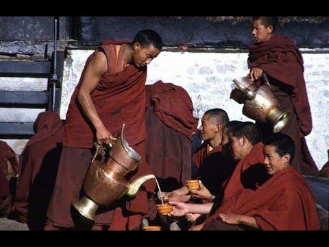 Почему горячая вода была такой важной для тибетских монахов