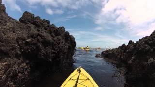Anacapa Kayake Trip
