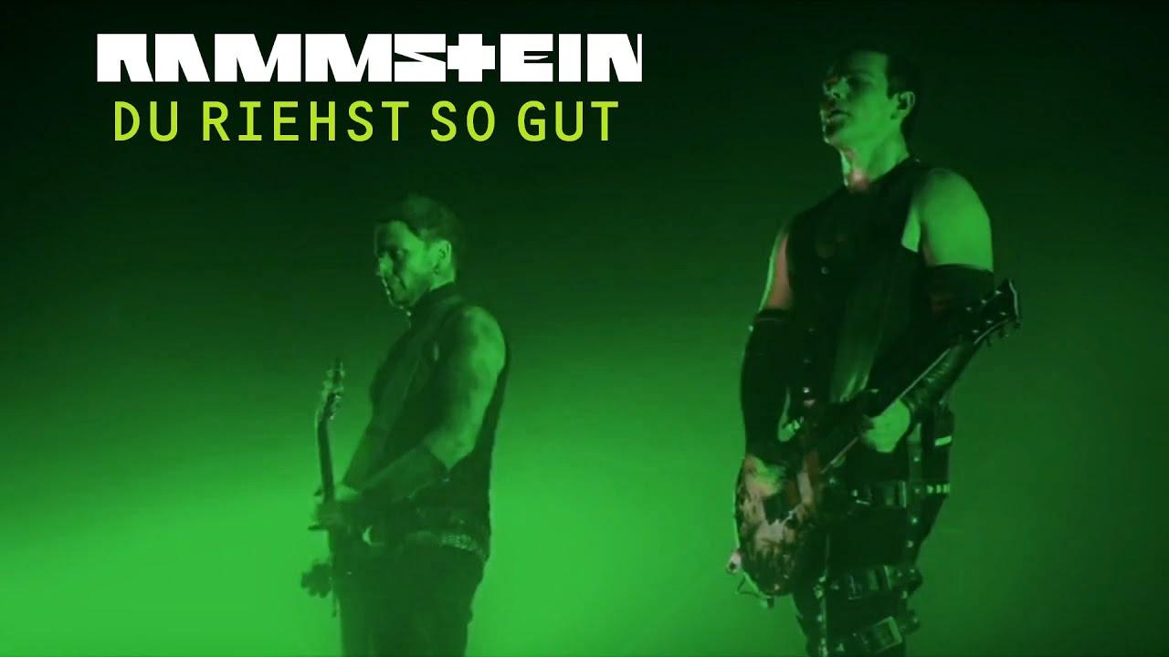 Rammstein In Amerika Live Du Riehst So Gut Madison Square Garden Hq Youtube