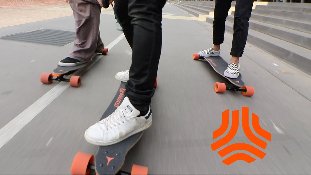 Boosted Board Riding In Melbourne Youtube The boosted board stealth has speed, range, and a new paint job. boosted board riding in melbourne