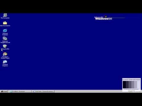 Virtual PC: Windows 98 Second Edition