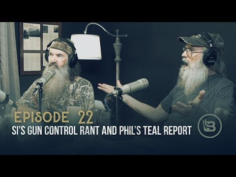 Si's Gun Control Rant and Phil's Teal Report | Ep 22