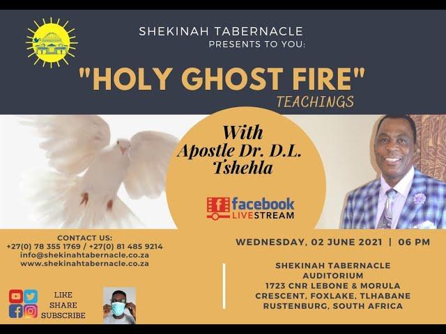 Holy Ghost Teachings  