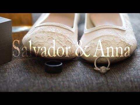 Salvador and Anna