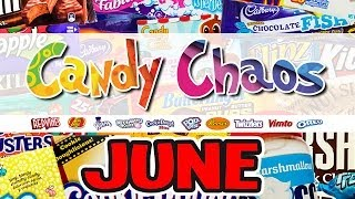 Candy Chaos - June Unboxing (**SPOILERS**)