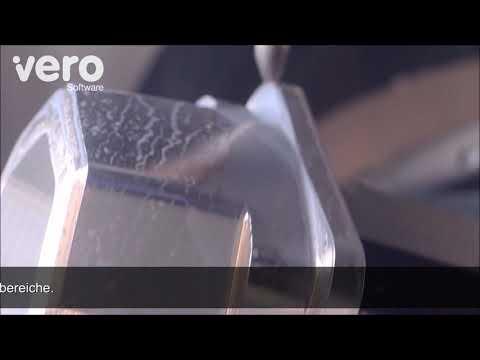 Einsatz von Tonnen- bzw. Kreissegmentfräsern in EDGECAM