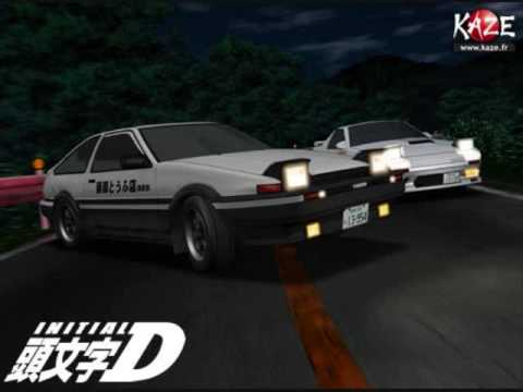 Initial D Fourth Stage Soundtrack - Project D 2