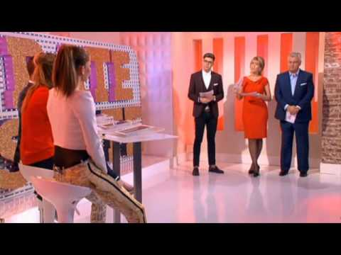 Celebrity Fashion ITV This Morning