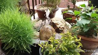 147# How to make beautiful fountain at home easily ?