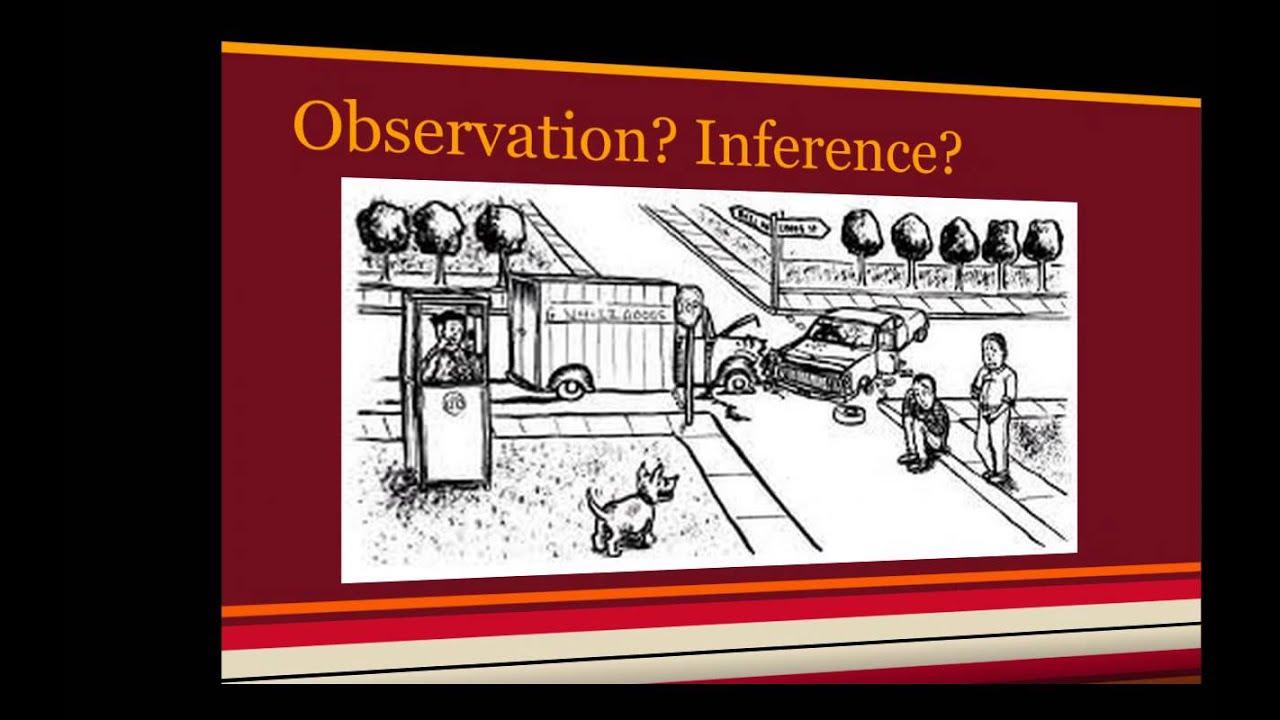 observation vs inference movie