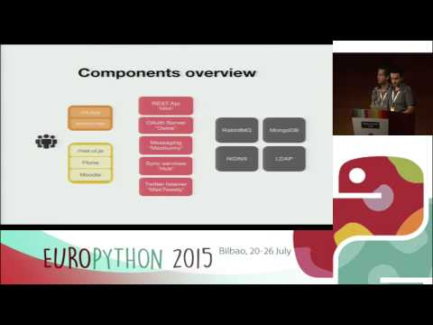 Carles Bruguera - MAX: Realtime messaging and activity stream engine