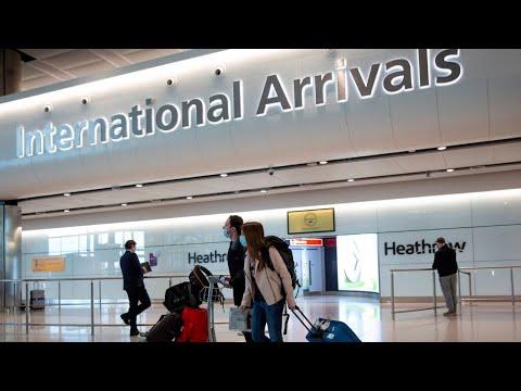 UK Govt Revises Travel Advice