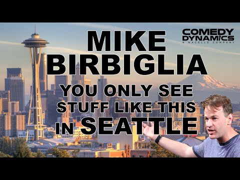 Mike Birbiglia - Only In Seattle (Stand up Comedy) mp3