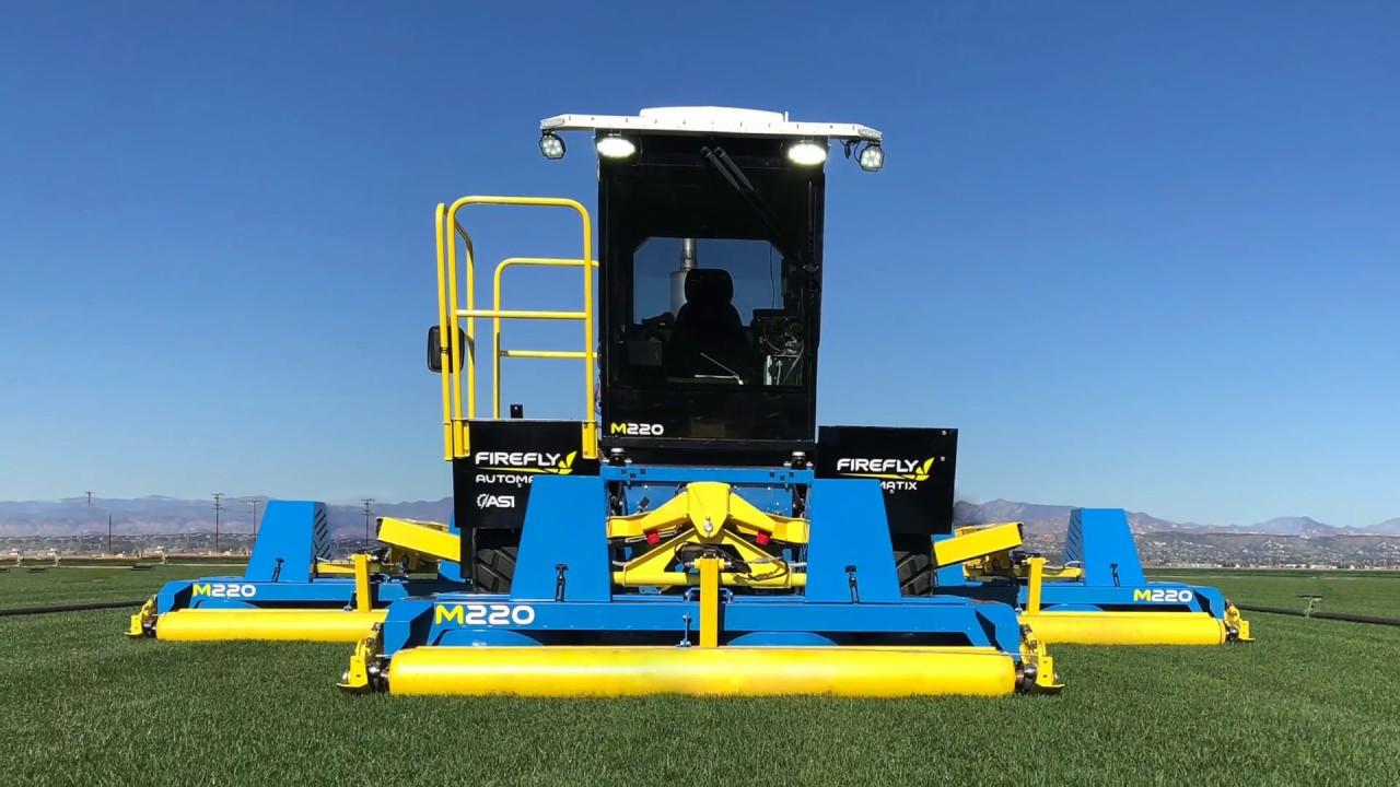 Automated Turf Equipment - Firefly Equipment Australia