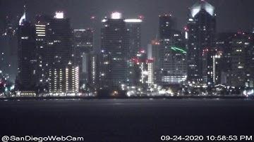 San Diego Web Cam | Shelter Island