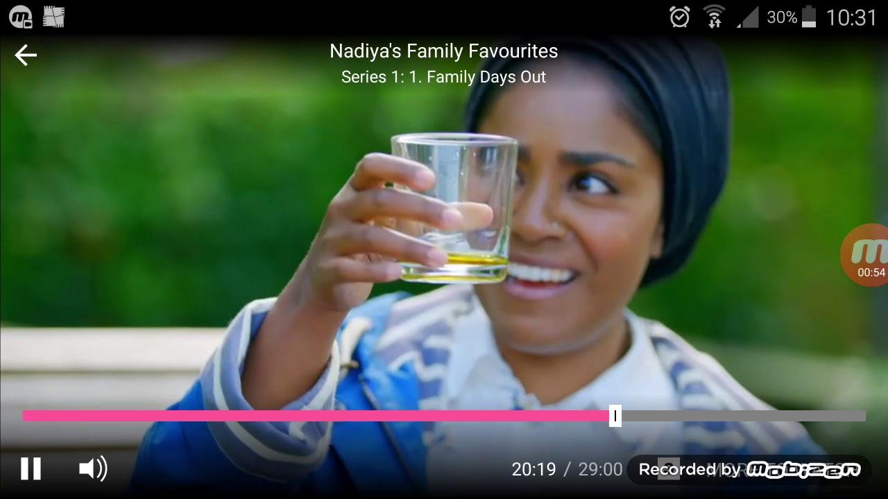 Dr Simon Poole BBC Nadiya Show