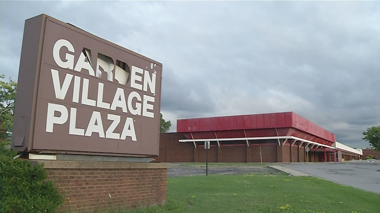 Awesome Re Use Plan For Garden Village Plaza In Cheektowaga Good Looking