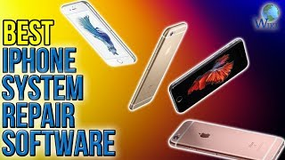 3 Best iPhone System Repair Software 2017