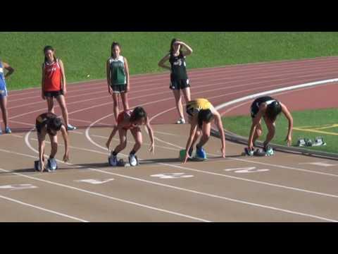 2017 Track 100 Meter dash