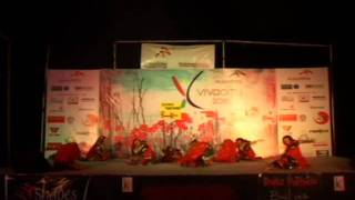 lnmiit dance vivacity 2011 finals wmv