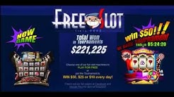 Freeslot Adds New Reel De Luxe Free Online Slots Game w Cash Prizes