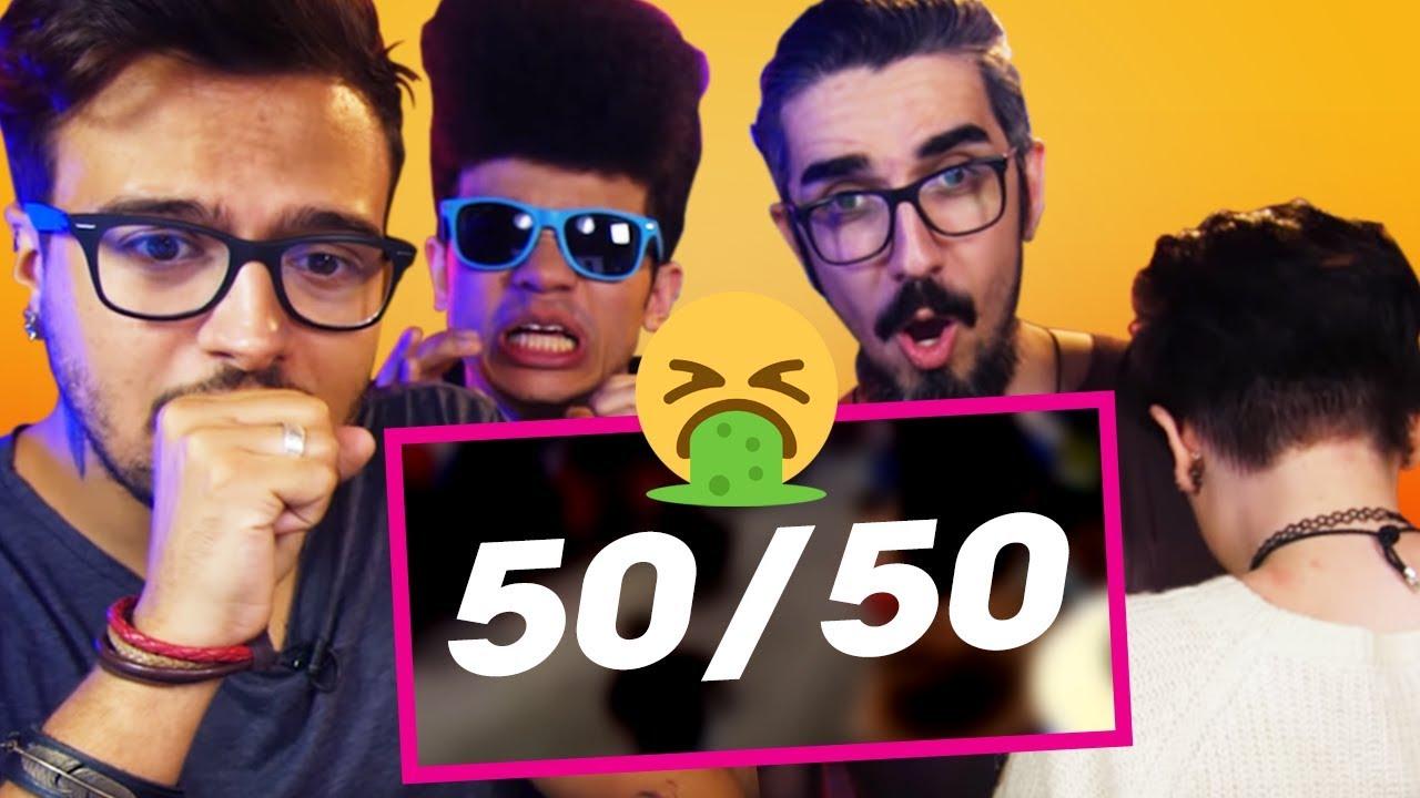 MAIOR 50/50 DE TODOS - Desafio 50/50 Rik & Casamento Nerd