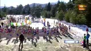 European Cross Country Championships U23 Women Samokov 2014 Bulgaria