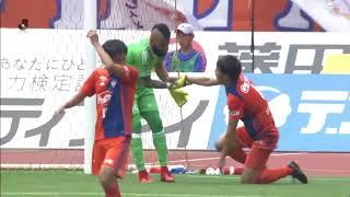 2018年5月6日(日)に行われた明治安田生命J2リーグ 第13節 新潟vs大...