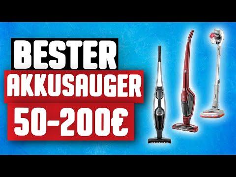 7 BESTER KABELLOSER STAUBSAUGER 2020 BESTER AKKU STAUBSAUGER UNTER 200 EURO/100 EURO TEST VERGLEICH