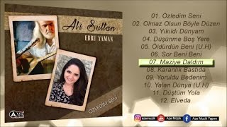 Ali Sultan Ft. Ebru Yaman - Maziye Daldım