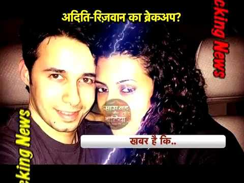 Break up !!  story of this TV couple