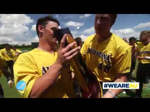 Highlights From Augustana Baseball's National Title