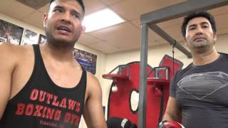 Boxing Gym Reaction To Ronda Rousey KO Loss To Holy Holm EsNews Boxing