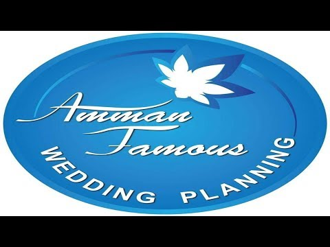 amman famous wedding planner (royal hotel)