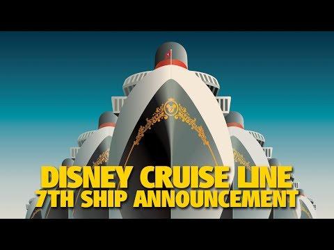 Disney Cruise Line Announces a New Ship | D23 Expo 2017