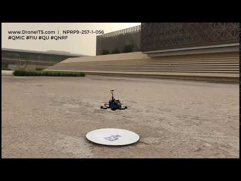 Computer vision based automated landing for drones / UAV