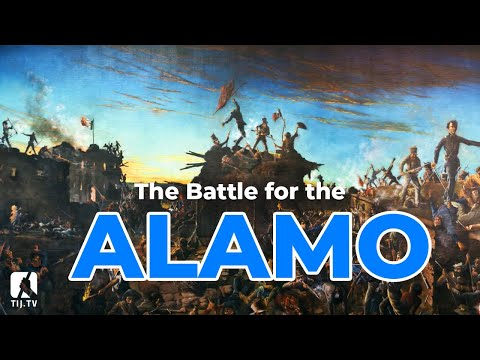 The Incredible Journey - Episode 8: Battle of the Alamo