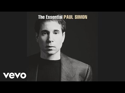 Paul Simon  Slip Slidin Away Audio