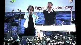 Nick Vujicic in Egypt نيك نيكولاس  فى مصر [PART 2]