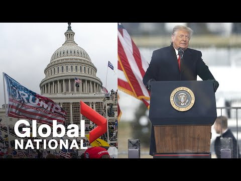 Global National: Jan. 7, 2021 | Growing calls for Trump's immediate removal from office
