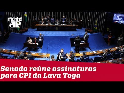 CPI da Lava Toga volta a ter assinaturas para abertura; Alcolumbre resiste