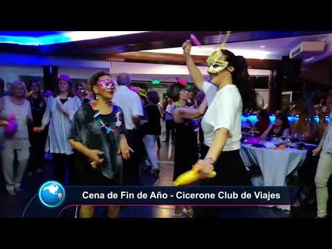 Cena Cicerone Club de Viajes Cicerone TV Show