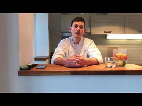 Internship in Paris by Chef Eldar Kabiri