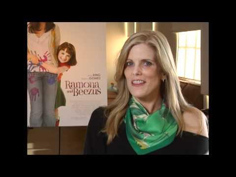 Elizabeth Allen, Director of RAMONA AND BEEZUS says The WIN Awards Logline!