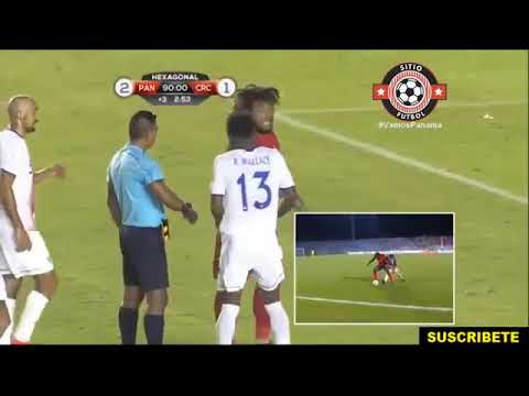 PANAMA v. COSTA RICA - CONCACAF 2018 FIFA World Cup - HEXAGONAL